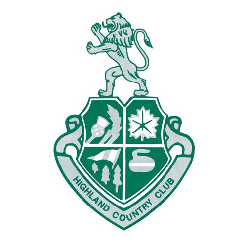 Highland CC Logo